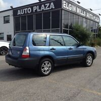 2007 Subaru Forester X-AWD,AUTO,safety e/t+24month warranty incl