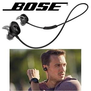 NEW BOSE WIRELESS HEADPHONES BLACK 761529-0010 215568219 BOSE SOUNDSPORT BLUETOOTH
