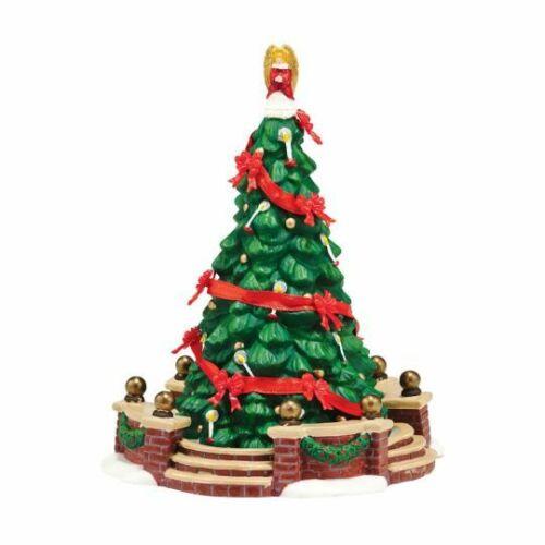 Dept 56 DICKENS TOWN TREE Figurine Dickens Village 4044820 BRAND NEW IN BOX