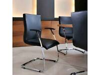 11 x Vogue Office Meeting Chair - Free Delivery