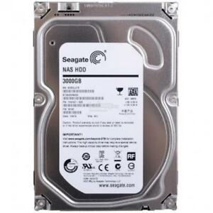 "Seagate ""NAS HDD"" ST3000VN000 3TB 64MB Cache SATA 6.0Gb/s"