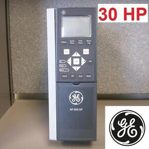NEW GE 30 HP AF-650 GP DRIVE - 108026468 - GENERAL ELECTRIC MOTOR CONTROL AUTOMATION CONTROLLERS PERIPHERALS