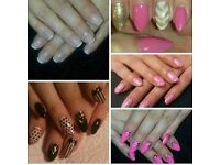 Shellac or gelaze gel polish £15