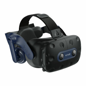 HTC Vive Pro 2 Virtual Reality Headset, 2448x2448, Hi-Res 3D Spatial Audio, HMD