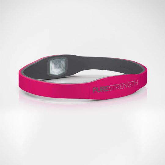 Susan G. Komen purestrength pink Purestrength Ionic Healthy Wristband