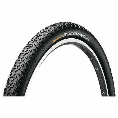 Neumático Bicicleta de Montaña 26x2.20 Ts Continental Race King Sin Ready Negro