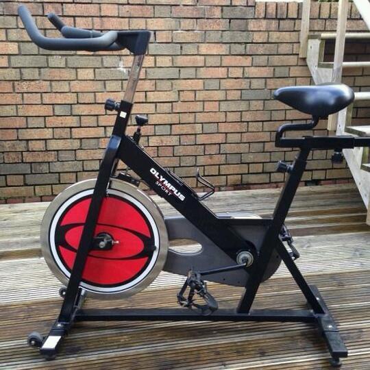 Spin Bike Olympus Sport Tornado In Barry Vale Of