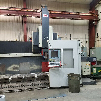 Used Fidia 211 Full 5-axis High Speed Machining Center With Xp Operating System