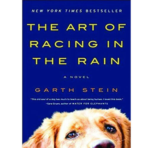 The Art of Racing in the Rain : A Novel by Garth Stein 🔥Fast Delivery🔥|P.D.F|