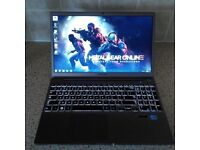 GAMING SAMSUNG 15,6 IPS FHD - INTEL CORE i7 - 8GB - DEDICATED NVIDIA - SSHD - UK DELIVERY -WARRANTY