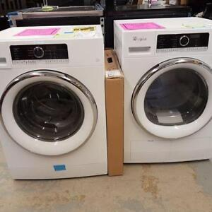 Whirlpool 24 Compact Washer Dryer Set