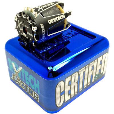 Revtech X-Factor 13.5T Certified Plus SPEC Off-Road Brushless Motor REV1101XO