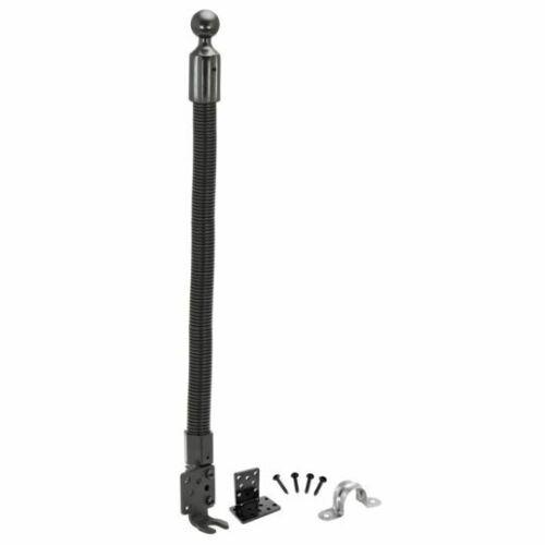 """25mm Ball Seat Rail/Floor Auto Trucker 18"""" Mount for RAM+ARKON 1"""" Double Socket"""