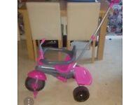 3in1 pink smartrike