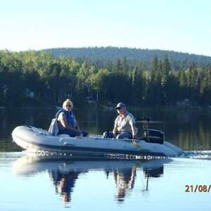12 ft inflatable boat