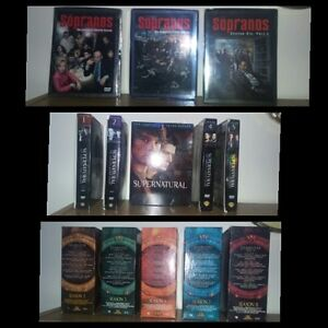 DVDS & Blu-ray to add to or finish your collection