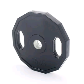 Brand new boxed Olympic gym weight plates