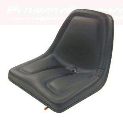 Seat W Slide Tracks Michigan Style Tms444bl For Kubota White Oliver Mpl Moline