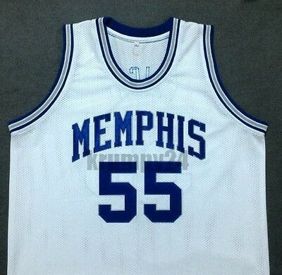 0acf98878bd LORENZEN WRIGHT Memphis Tigers White College Jersey Gift Any Size