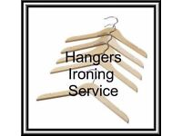 Hangers Ironing Service