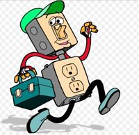 Need an Electrician? Call me today!!