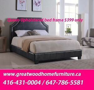 BRAND NEW QUEEN BED FRAME FOR $399 ONLY.