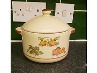 Old Traditional Crock Pot