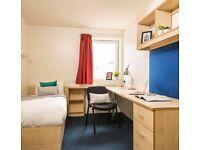 Student accommodation room