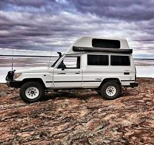 2007 Toyota LandCruiser V8 Troopcarrier Bushy camper Merredin Merredin Area Preview