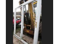 """SLIDING PATIO DOOR WIDTH 1660 mm X 2100 mm HEIGHT NEW , W 65 23/64"""" X 82 43/64"""" H"""