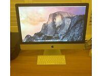 "Apple iMac 2011 27"" 1TB"