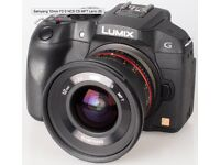 Samyang 12 MM Lens
