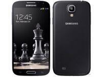 Galaxy s4 mini 4g black brand new( factory unlocked )