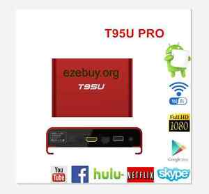 T95Upro Android TV Media Box with S912chipset 2gb/16gb Cambridge Kitchener Area image 3