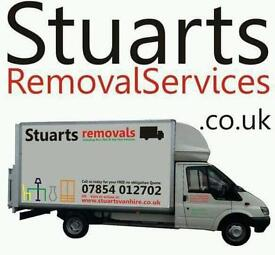 Removals = Man and Van