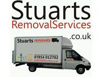 Removals = Man and Van