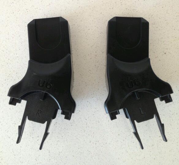 UPPAbaby VISTA Car Seat Adapters