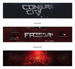 YouTube Channel Art, Facebook & Linkedin Profile Content Design Sydney City Inner Sydney Preview