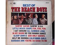 THE BEST OF THE BEACH BOYS ORIGINAL LP ALBUM