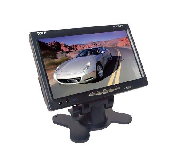 Portable Car LCD Monitors
