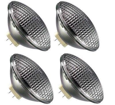 4 x PAR 56 230V NSP 300W BULB PAR56 CAN REPLACEMENT LAMP NARROW SPOT
