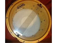 HighWood Custom 41 ply birch and Zebrano Snare drum