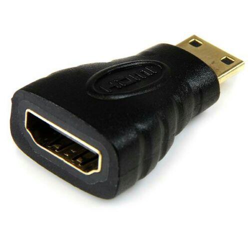 Adattatore Mini HDMI Maschio Tipo C / HDMI Tipo A Femmina Convertitore Cavo