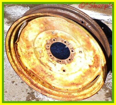 Jd1251r John Deere H Rear Rim Wheel 6 Inch Ships Free Jd1241r 32usa