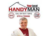 Handyman Cardiff