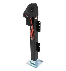 VELOCITY SERIES 12K ELECTRIC JACK FOR TRAILERS/CAMPERS