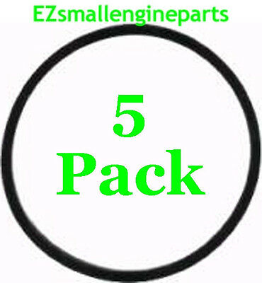 (5 Pack Float Bowl Gasket for TECUMSEH 631028, 631028A, 485-862, 3539, 142122)
