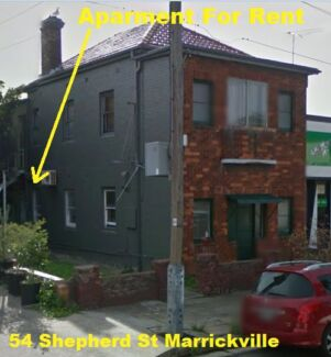 ONE BEDROOM APARTMENT FLAT VILLA FOR RENT MARRICKVILLE Bankstown Bankstown Area Preview