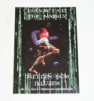 Transcend the Matrix - Freedom from Illusion Niedersachsen - Hohnstorf (Elbe) Vorschau