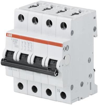 Sontheimer INTERRUTTORE 250a hlt250//4e//z20 4 Pin interruttore